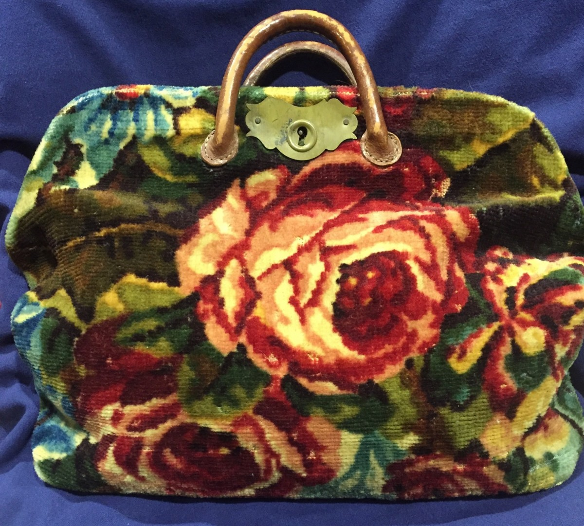 Civil War, Carpet Bag,