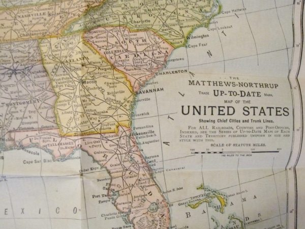 The Matthews-Northrup Up-To-Date Map of the United States. on miss united states, ma united states, se united states, rainbow united states, pa united states, ne united states,