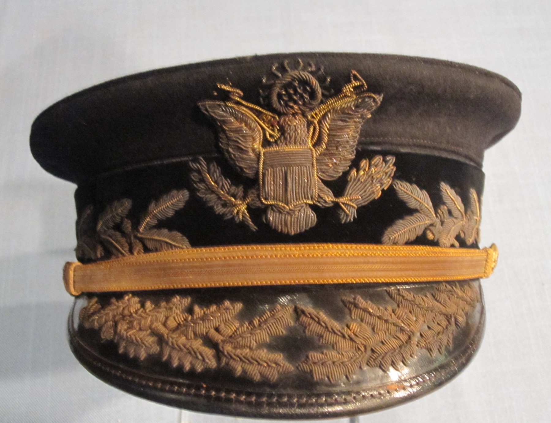 1902 general officers full dress hat j mountain antiques