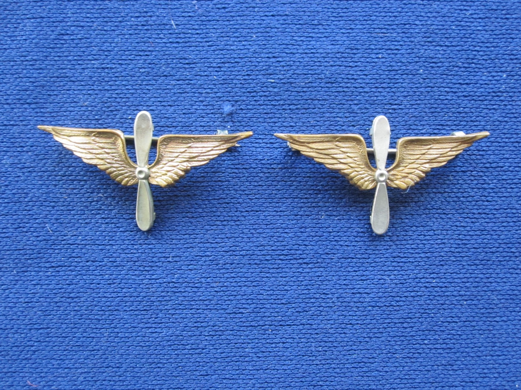 1920'S ARMY AIR CORPS OFFICER INSIGNIA