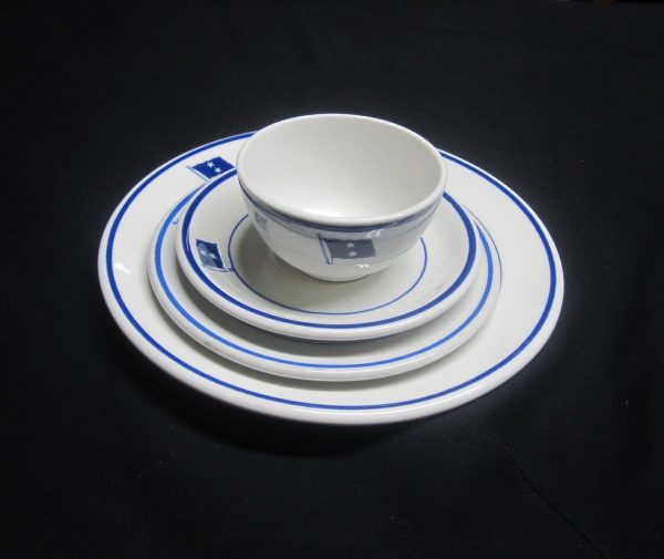 Admiral's China Service Salvaged After Pearl Harbor Attack
