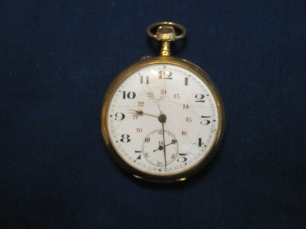 Capt B.G. Nunnelley Watch